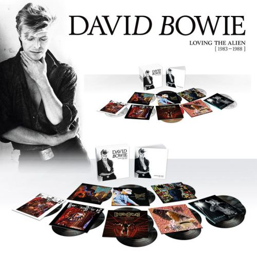 David Bowie '80s Box Set Announced With Unreleased Music