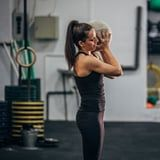This CrossFit Exercise Is Like Hurling Boulders Over Your Shoulder