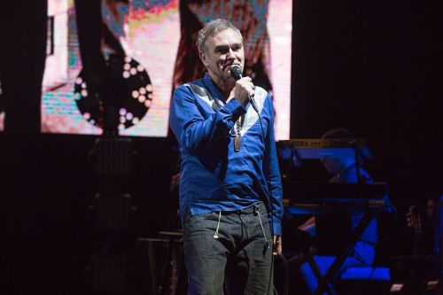 "Morrissey Shares Previously Unreleased Song ""By The Time I Get To Wherever I'm Going,"" Cat Photo"