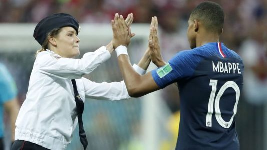 Pussy Riot Member Sentenced After On-Field Protest at the World Cup Final