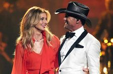 Tim McGraw Calls Faith Hill His 'Center' in Sweet Birthday Message