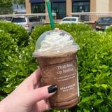 Starbucks Has a Secret Peanut Butter Cup Frappuccino - Here's How to Order It