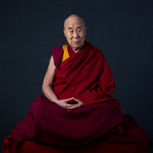 Dalai Lama Drops Debut Album