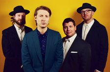 Eric Hutchinson Shares 'She Could Be The One,' Talks Bouncing Back From Being 'Burnt Out'