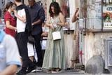 Selena Gomez Wore an Easy, Breezy Maxi Dress For Her 27th Birthday - When in Rome, Right?