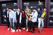 Watch BTS Rock Out to Ariana Grande, Dua Lipa, Shawn Mendes & More at 2018 Billboard Music Awards