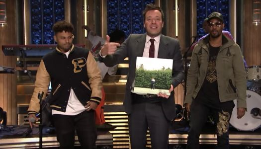 "Watch Joey Purp & RZA Perform ""Godbody Pt. 2″ On The Tonight Show"