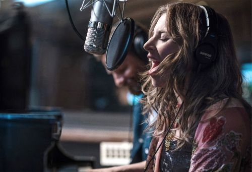 The 'A Star Is Born' Soundtrack Is Like a Trip Through Lady Gaga's Career