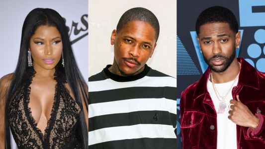 YG Drops New Track With Nicki Minaj, Big Sean, and 2 Chainz