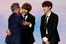 BTS Performs at Korea-France Friendship Concert in Paris with South Korean President in Attendance