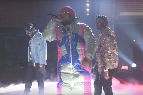 Watch The Strange Spectacle Of Griselda Performing Hard-Ass Drug-Rap On Fallon