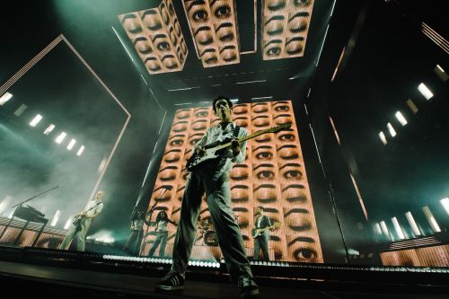 At The 1975 Live Show, the Internet Isn't Good or Bad-It's Just Here