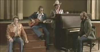 Classic Performance Of 'How Great Thou Art' From The Statler Brothers