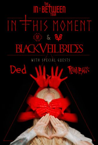 In This Moment announce 2020 North American tour with Black Veil Brides