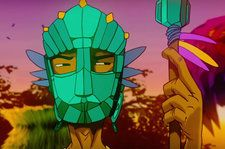 Ganja White Night Bring a Legend to Animated Life For 'Chak Chel' Video: Exclusive