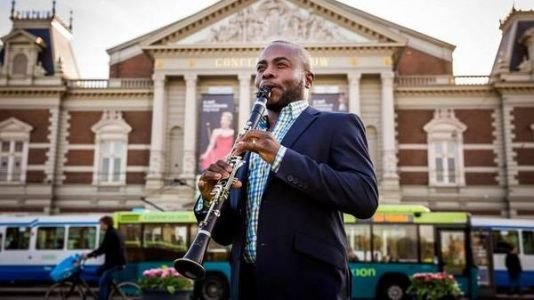 Clarinetist Anthony McGill Kneels, Pleads And Plays For Justice