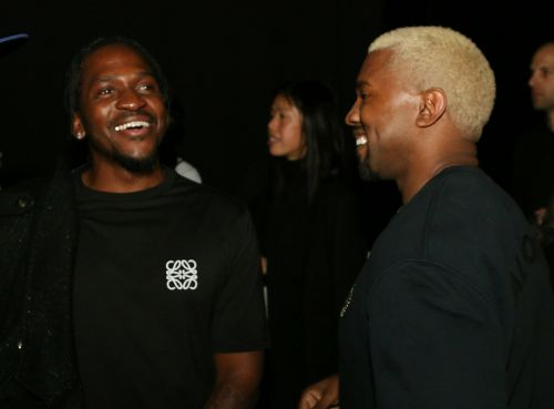 Kanye West Changes Pusha-T's DAYTONA Artwork To Photo Of Whitney Houston's Bathroom