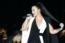 Demi Lovato Declares She's 'A New Person With A New Life' With 'Sober' Performance: Watch