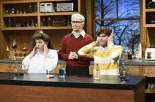 Sam Rockwell Drops F-Bomb in 'SNL' Debut