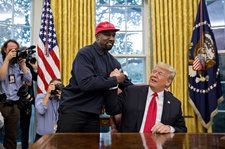T.I., 50 Cent and More React to Kanye West's White House Visit With Donald Trump