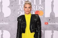 Pink Closes 2019 Brit Awards With an Electrifying Medley of Hits