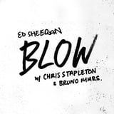 "Ed Sheeran, Bruno Mars, and Chris Stapleton's ""BLOW"" Is Our New Rock Anthem"