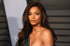 Ciara Surprises Dad Who Did 'Level Up' Dance For Son In Hospital