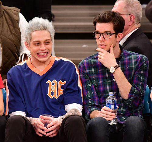 John Mulaney Describes Taking Pete Davidson To A Steely Dan Concert