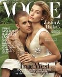 Hailey Baldwin Went Makeup-Free on the Cover of Vogue