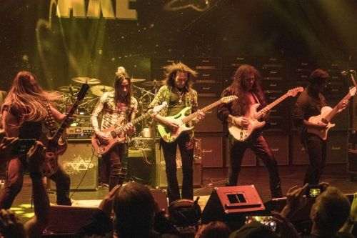 Live Review: Zakk Wylde, Steve Vai, Yngwie Malmsteen and More Shred at Generation Axe Stop in Port Chester