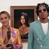 Beyoncé and JAY-Z Accept Their Brit Award With a Stunning Ode to Meghan Markle