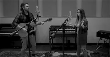 'Where I Belong' Acoustic Performance From Cory Asbury And Anna Asbury