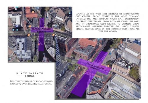 BLACK SABBATH Could Be Honored With Bridge In Birmingham