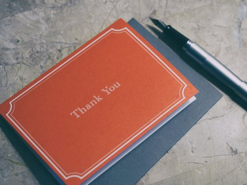 Studies Prove That Showing Gratitude With a Simple Card Is More Powerful Than You Think