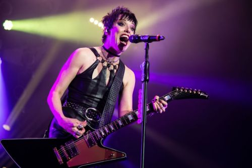 In Photos: Halestorm, In This Moment and New Years Day Rock New York City