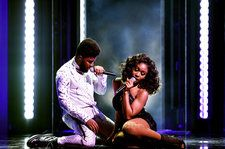 Khalid & Normani Deliver Rousing Performance of 'Love Lies' at the 2018 Billboard Music Awards