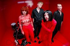 Pale Waves Are Seeing Red in New 'One More Time' Video: Watch