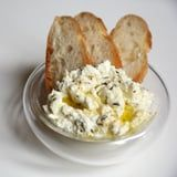 This Baked Goat Cheese Might Be The World's Easiest Appetizer