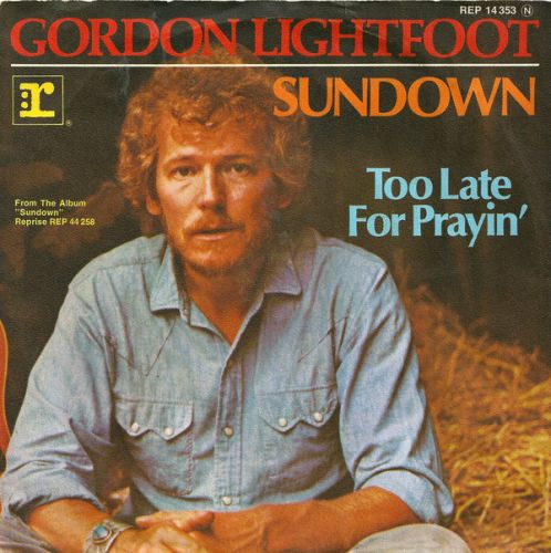 "The Number Ones: Gordon Lightfoot's ""Sundown"""