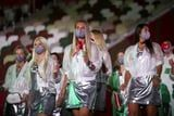 Olympics Fashion: The Opening Ceremony Uniforms Are Being Compared to ALL of the Things