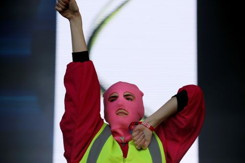 Pussy Riot Rush the Field, Stage Protest at World Cup 2018 Finals