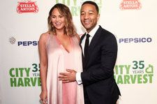 Chrissy Teigen, John Legend Welcome Son Miles Theodore Stephens: See the First Photo