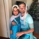 A Dad Dressed Up as Frozen 2's Elsa to Show His Son That Gender Norms Don't Matter
