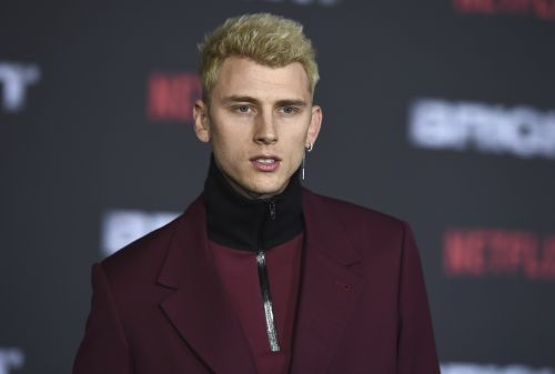 Machine Gun Kelly To Play Tommy Lee In Netflix's Mötley Crüe Biopic