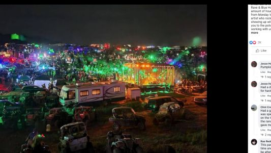 What the Hell Happened at the 'Redneck Rave'?