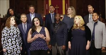 A Cappella Christmas Medley From Voctave
