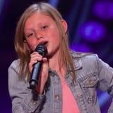 This 12-Year-Old Didn't Flinch When Simon Cowell Asked Her to Sing Again - Without Music