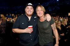 Luke Combs Surprised His Nashville Crowd With Keith Urban and Thomas Rhett in One Epic Night