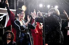 Chris Stapleton, Mavis Staples, Maren Morris & More Take 'Em to Church With Rousing 2018 CMA Awards Medley