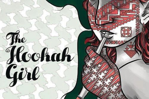On Marguerite Dabaie's Graphic Memoir of Growing Up Palestinian in the US